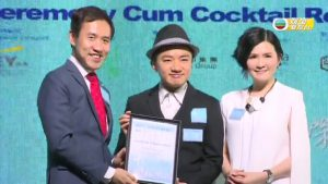 王祖藍分享自身低潮經歷 讚薛家燕值得獲十大傑青